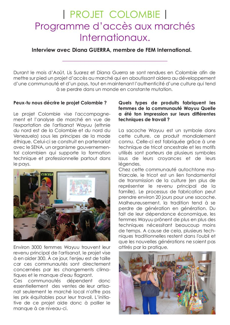 Interview Projet Colombie.pdf - page 1/2