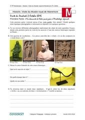 Fichier PDF visite de mariemont dossier d exercices 2016