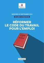 code travail