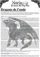 dragons de l onde