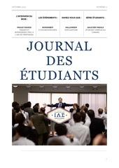 journal des etudiants 2