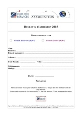 Fichier PDF bulletin d adhesion 2015