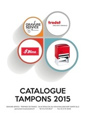 catalogue tampon 2015