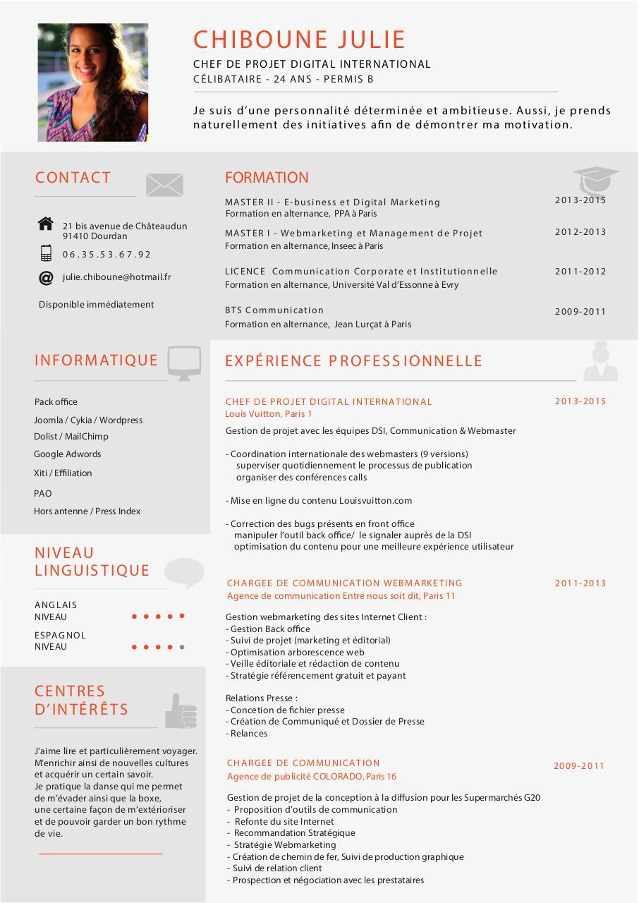 cv julie - cv-julie-chiboune pdf