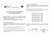 Fichier PDF dossier d inscription