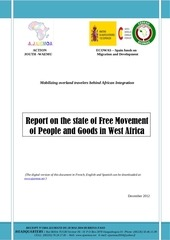 free movement of people and goods in west africa