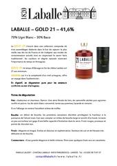 Fichier PDF laballe gold 21