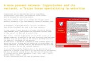 cryptolocker and its variants