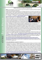 news otre idf 30 septembre 2015