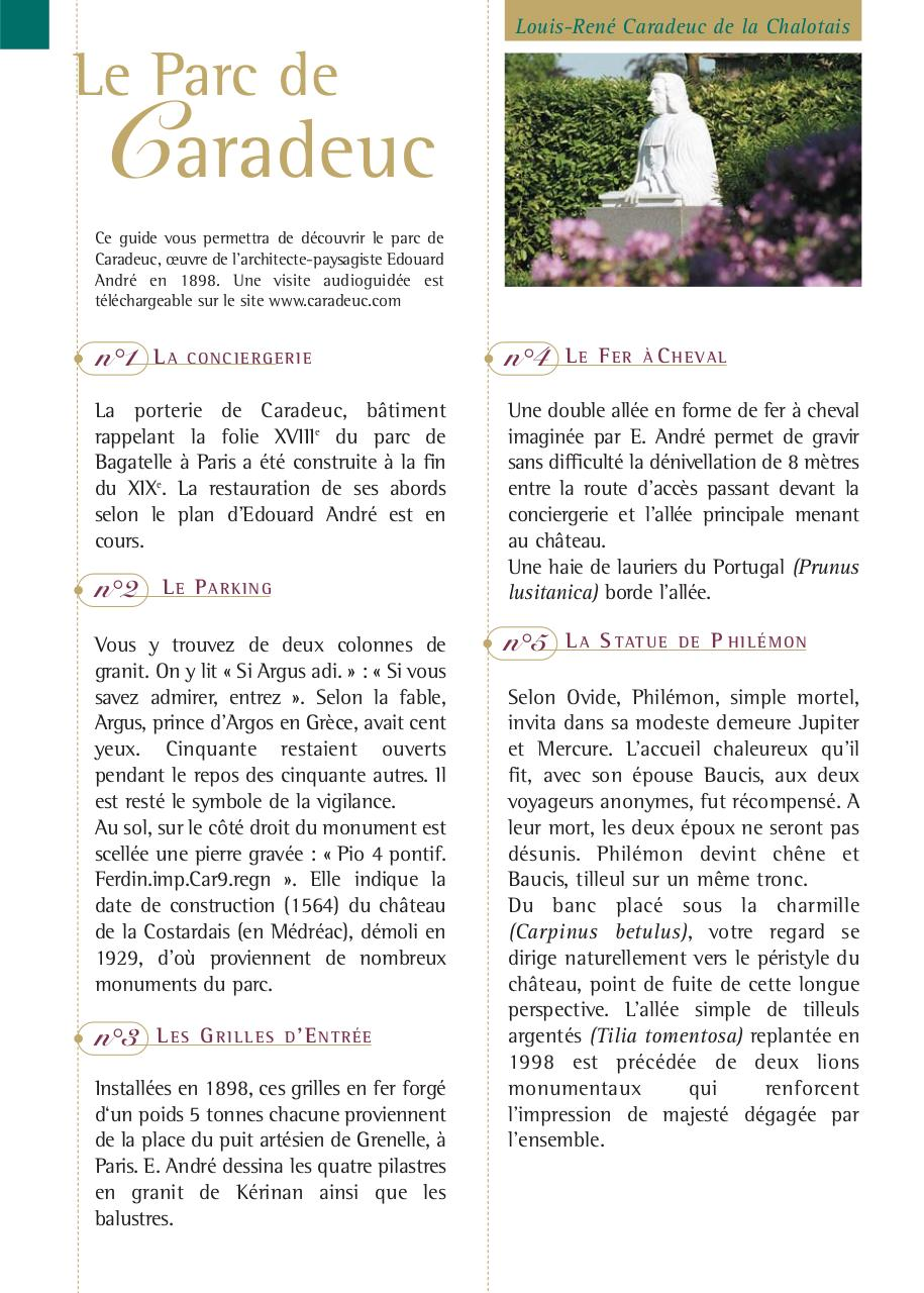 caradeucguidevisite2015_fr.pdf - page 2/8