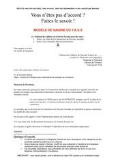 Fichier PDF lettres cratass