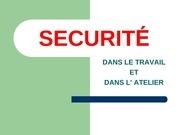 Fichier PDF la securite dans l atelier