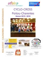 2015 2016 calendrier regl cyclo cross