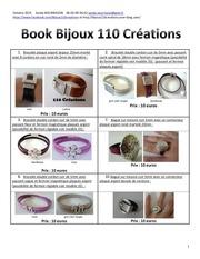 book bijoux octobre 2015