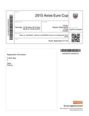vincent eurocup