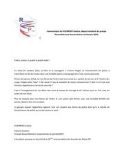 Fichier PDF communique