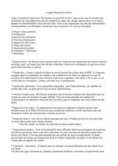 Fichier PDF compte rendu