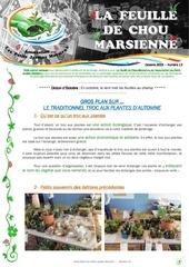 Fichier PDF feuille de chou marsienne n 13 octobre 2015
