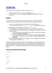 Fichier PDF xhtml