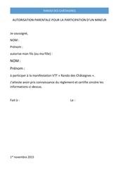 Fichier PDF autorisation parentale web