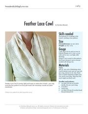 Fichier PDF feather lace cowl v2 28sept2014 1