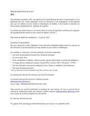 Fichier PDF programmation ave appel de dossier