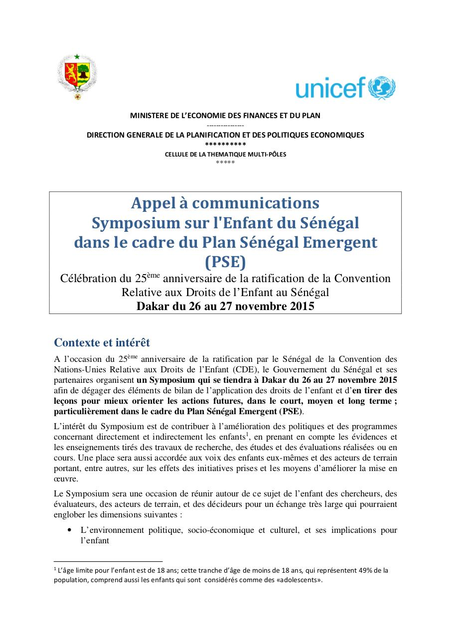 Appel à communications symposium sur l'Enfant.pdf - page 1/3