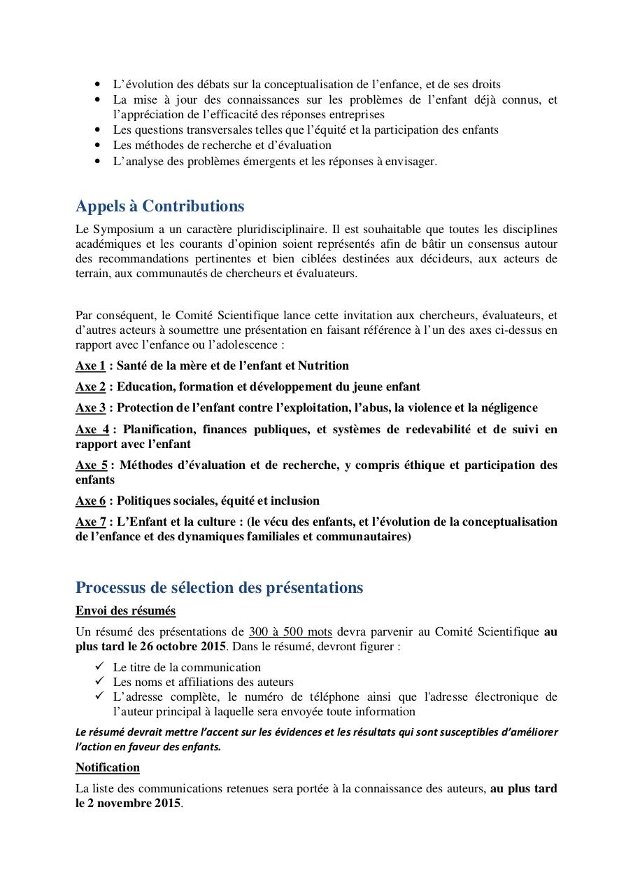 Appel à communications symposium sur l'Enfant.pdf - page 2/3