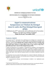 Fichier PDF appel a communications symposium sur l enfant