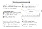 fiche cours complexes 15 16