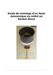 guide montage rocket stove fut