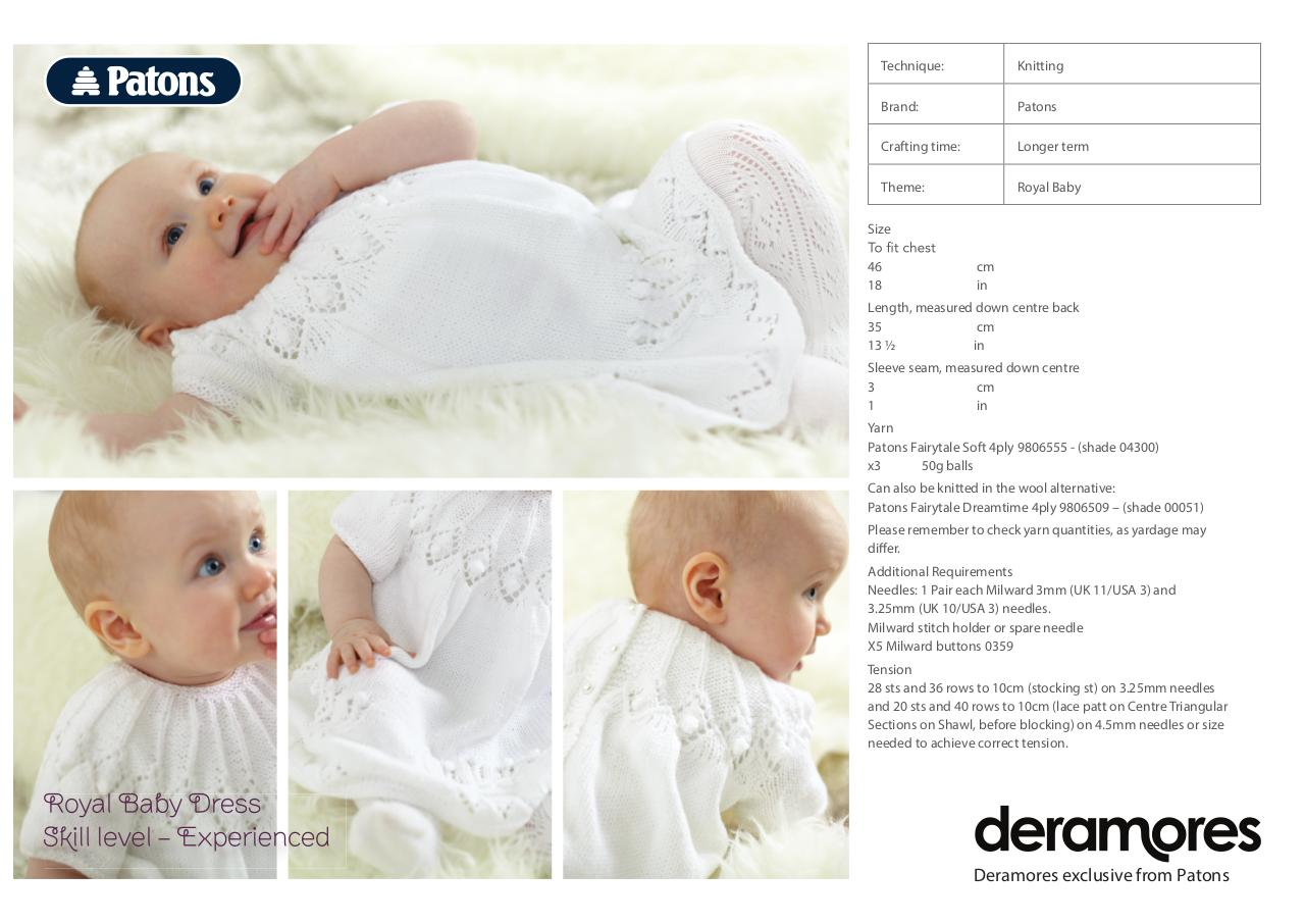 patons-royal-baby-dress-pattern-update.pdf - page 1/4