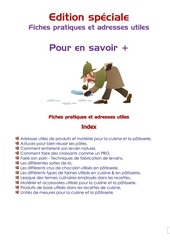 edition speciale fiches pratiques adresses utiles 2