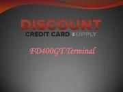 fd400gt terminal