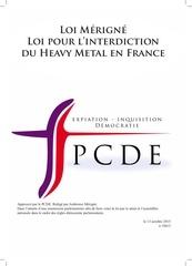 Fichier PDF loi anti metal