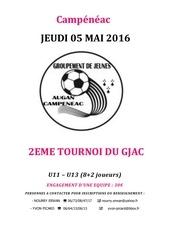 maquette tournoi 2016
