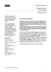 dossier pedagogique conte soul jmf