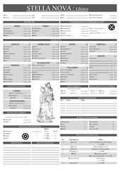 Fichier PDF fiche de personnage