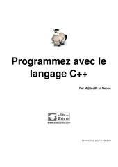 programmez avec le langage c