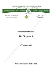 support tp chimie1