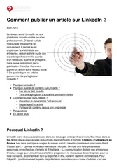 comment publier un article sur linkedin 41541 nnk84l 2