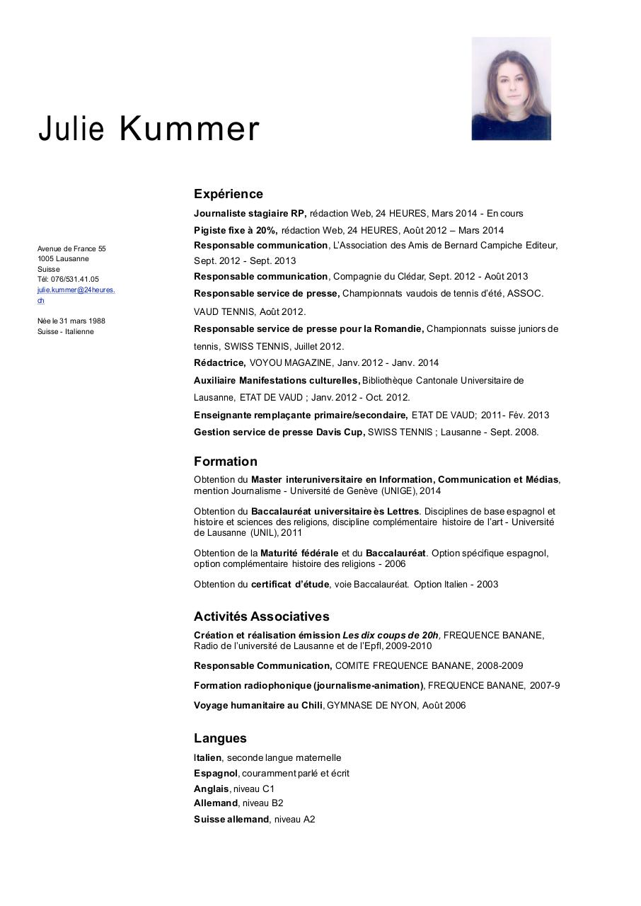 Aperçu du document CV_Julie_Kummer1.pdf - page 1/1