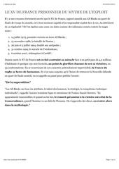 Fichier PDF le xv de france prisionnier du mythe de l exploit