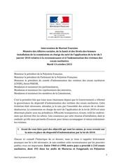 15 10 13 intervention mt commission de suivi de l indemnisation des victimes des essais nucleaires