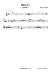 Fichier PDF menuet trompette en sib