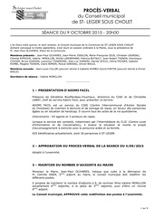 Fichier PDF pv