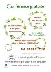 affiche naturopathie