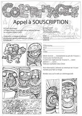 Fichier PDF appel a souscription