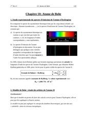 Fichier PDF atome de bohr