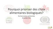 Fichier PDF choix alimentaires biologiques cora loomis
